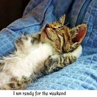 Klar til  weekend