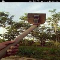 Selfie stang