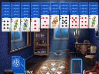 House Mysteries Solitaire