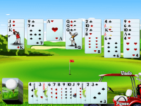 Joker Golf Solitaire